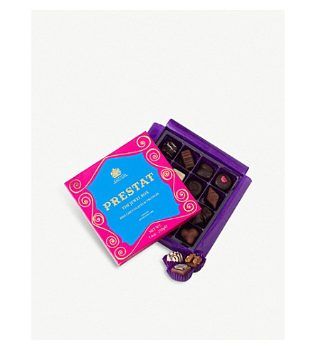 PRESTAT The Jewel Box fine chocolates and truffles 210g