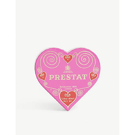 PRESTAT Heart fine chocolates assortment 40g