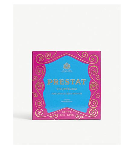 PRESTAT 宝石盒精美巧克力55g