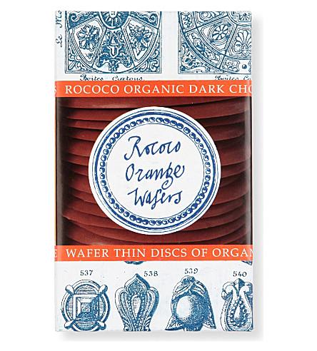 ROCOCO Organic orange wafers 150g
