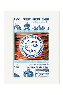 Organic sea salt wafers 150g