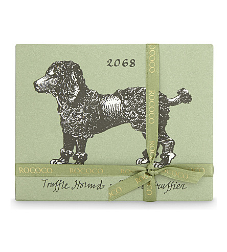 ROCOCO Truffle Hound selection box 110g