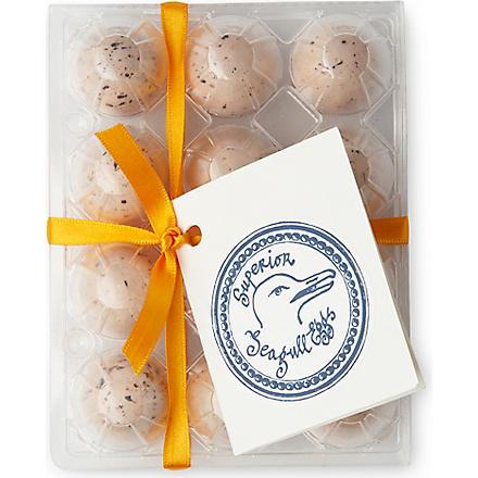 ROCOCO Salted seagull caramel eggs