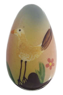 ROCOCO Limited edition handpainted chocolate Easter egg 220g