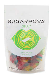 SUGARPOVA Silly gummy worms 142g