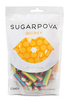 SUGARPOVA Quirky gummy candy 142g