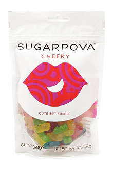 SUGARPOVA Cheeky fruit-flavoured gummy bear candy 142g