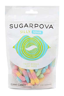 SUGARPOVA Silly sour gummy candy 142g