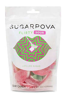 SUGARPOVA Flirty sour gummy candy 142g