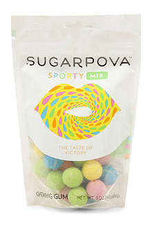 SUGARPOVA Sporty Mix gumballs 142g