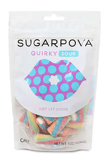 SUGARPOVA Quirky sour gummy candy 142g