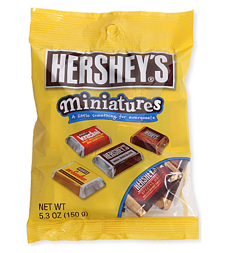 HERSHEY'S Assorted miniatures