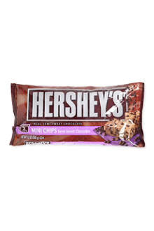 HERSHEY'S Hersheys mini chocolate chips 340g