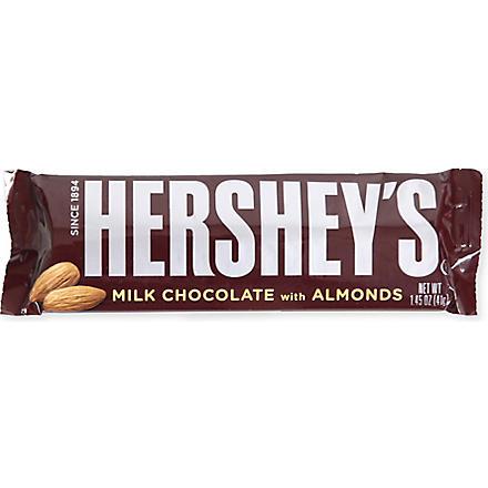Hersheys Almond Bar HERSHEY'S - Hersheys m...
