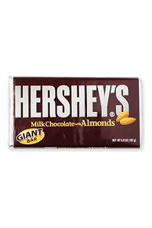 HERSHEY'S Giant Almond chocolate bar