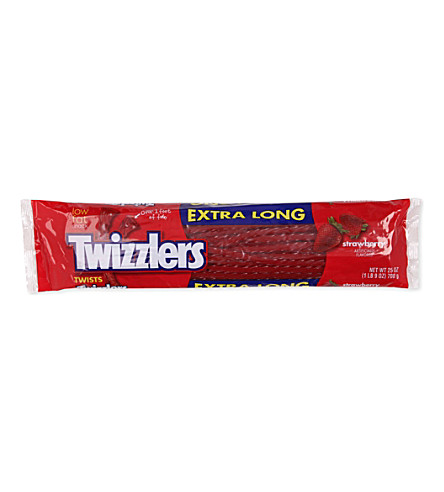 Extra long Twizzlers 708g