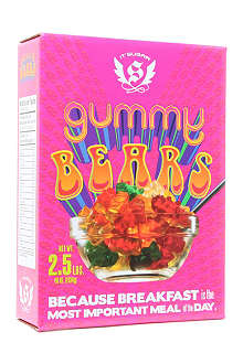 IT'SUGAR Gummy Bears cereal box 2000g