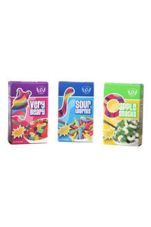 IT'SUGAR Mini Candy cereal boxes 3 x 85g