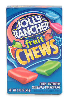 JOLLY RANCHER Fruit Chews 58g