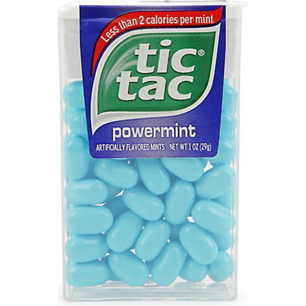 IT SUGAR Powermint Blue limited edition mints 29g