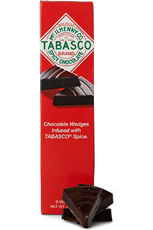 TABASCO Spicy dark chocolate bar 50g