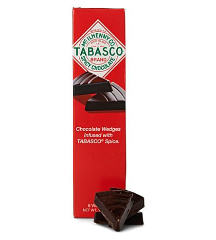 TABASCO Spicy dark chocolate bar 50g
