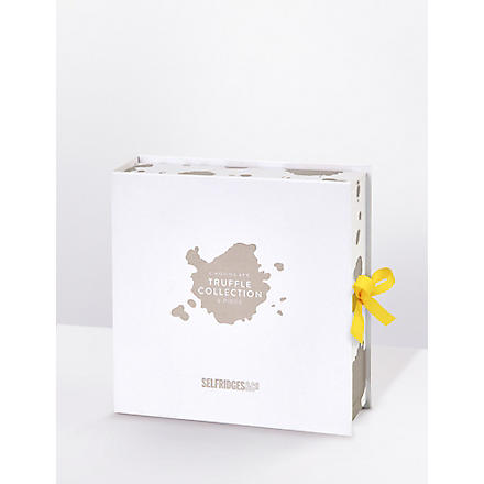 SELFRIDGES SELECTION Nine-piece Chocolate Truffle collection