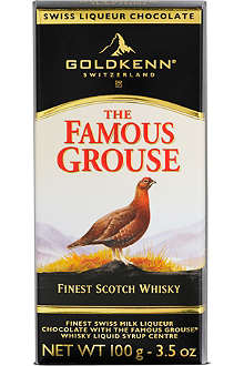 GOLDKENN Grouse liqueur bar