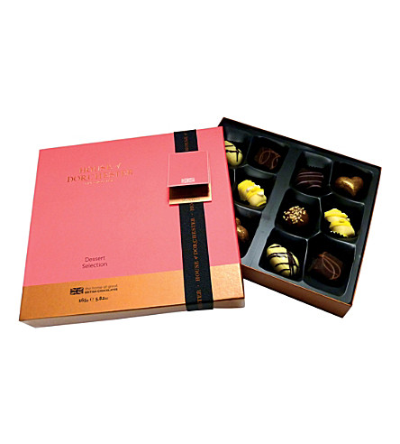 HOUSE OF DORCHESTER Hod luxury gift box - dessert