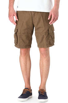 HUGO BOSS Crew comfort-fit cargo shorts