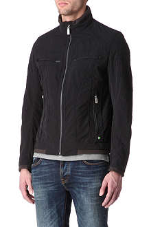 HUGO BOSS Waterproof tech jacket