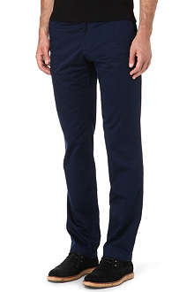 HUGO BOSS Crigan regular-fit straight jeans