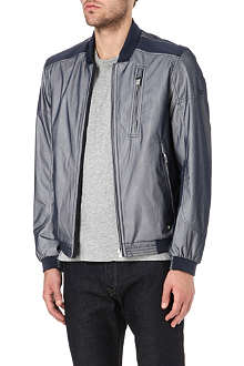 HUGO BOSS Jannes reversible bomber jacket