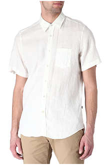 HUGO BOSS Linen shirt