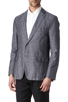 HUGO BOSS Micah checked blazer
