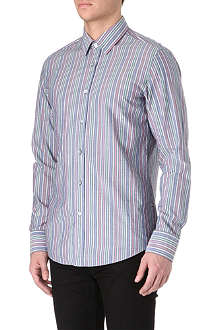 HUGO BOSS Lucas regular fit single cuff shirt