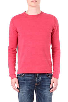 HUGO BOSS Kimon knitted top