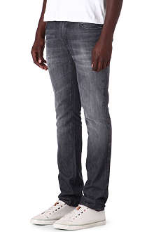 HUGO BOSS Orange 63 slim-fit straight jeans