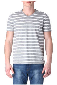 HUGO BOSS Try Out striped t-shirt