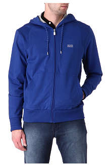 HUGO BOSS Saggy zip-up hoody