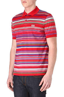 HUGO BOSS Paddy mercerised polo shirt