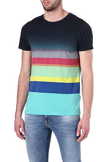 HUGO BOSS Graded stripe t-shirt