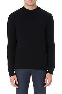 HUGO BOSS Adwino wool jumper