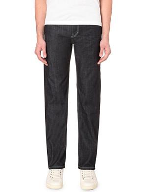 HUGO BOSS Regular mid-rise jeans