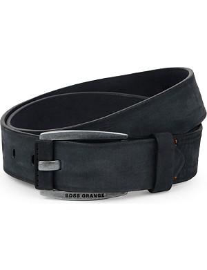 HUGO BOSS Bakaba leather belt
