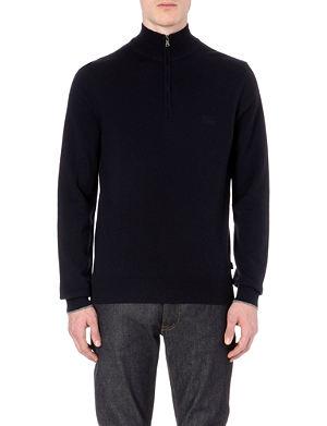HUGO BOSS Benders merino wool jumper
