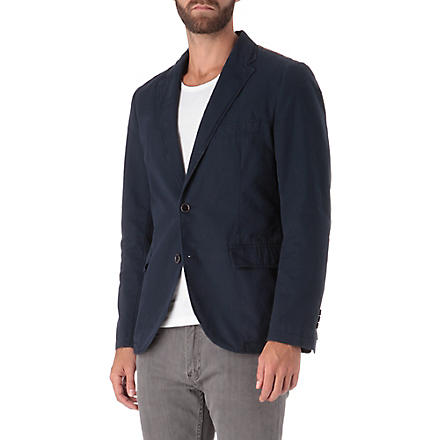 HUGO BOSS Single-breasted suit jacket (Navy