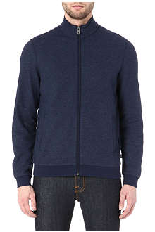 HUGO BOSS Cannobio zip-up top