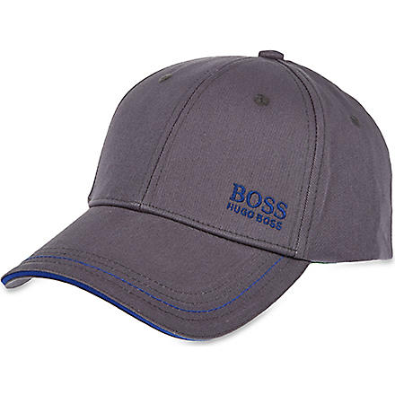 HUGO BOSS Logo baseball cap (Grey