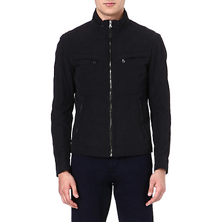 HUGO BOSS Capontz2 jacket (Black